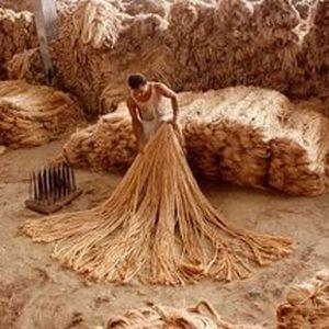 ручное производство джута