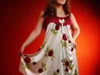 Женские ночные сорочки больших размеров: особенности выбора
