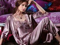 Женские шелковые пижамы: удобство, привлекательность и комфорт