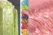 Ткань шифон-жаккард: как сочетается воздушность и долговечность
