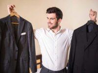 Как стирать пиджак в стиральной машине