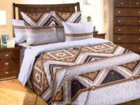 Комплект белья Primavera «Королевский», 2-спальный, наволочки 70×70