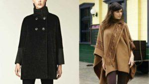 пальто из шерстяного волокна