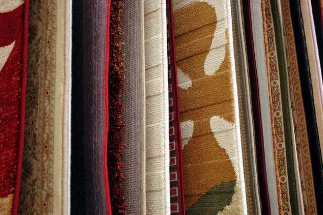 ковры и мягкие покрытия для полов из эко материала