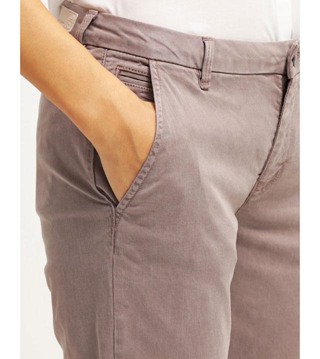 брюки из ткани лтоцелл
