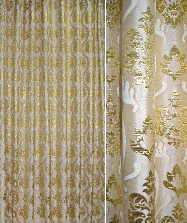 шторы из ткани шенилл