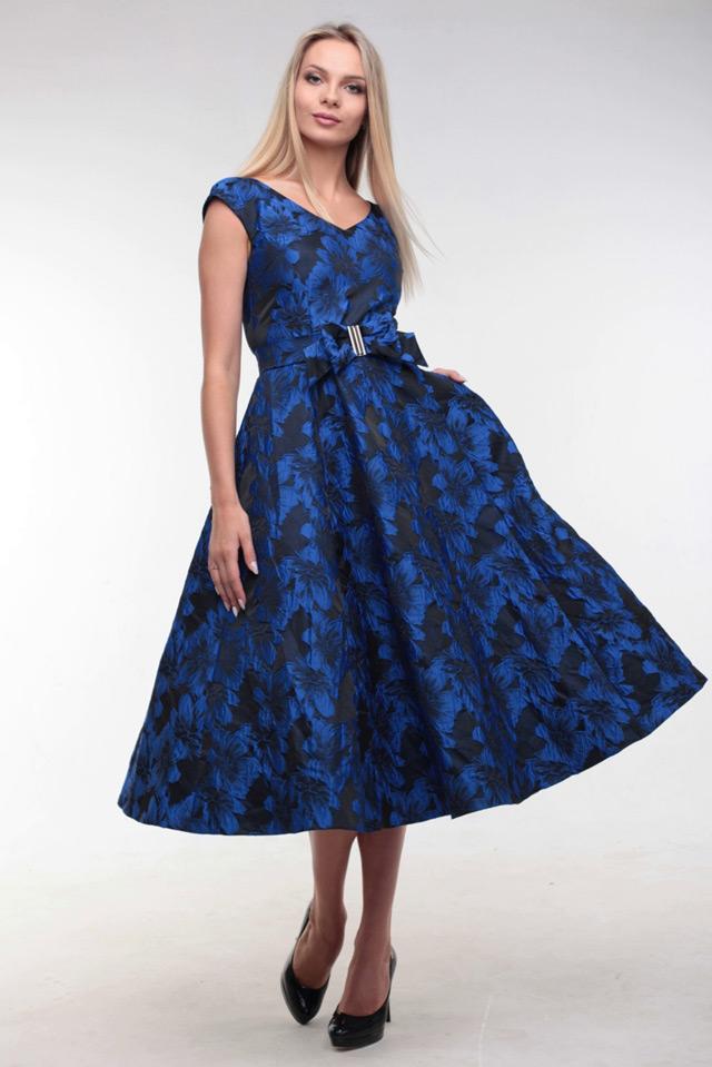 платье из тафты фото