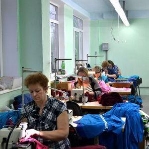 производство фабрика мариша