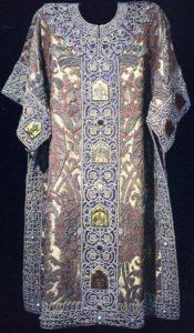 обрядовая одежда из ткани аскамит