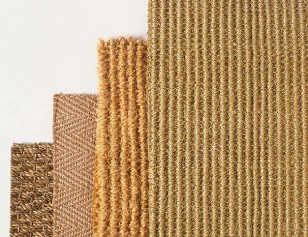 варианты плетений волокна