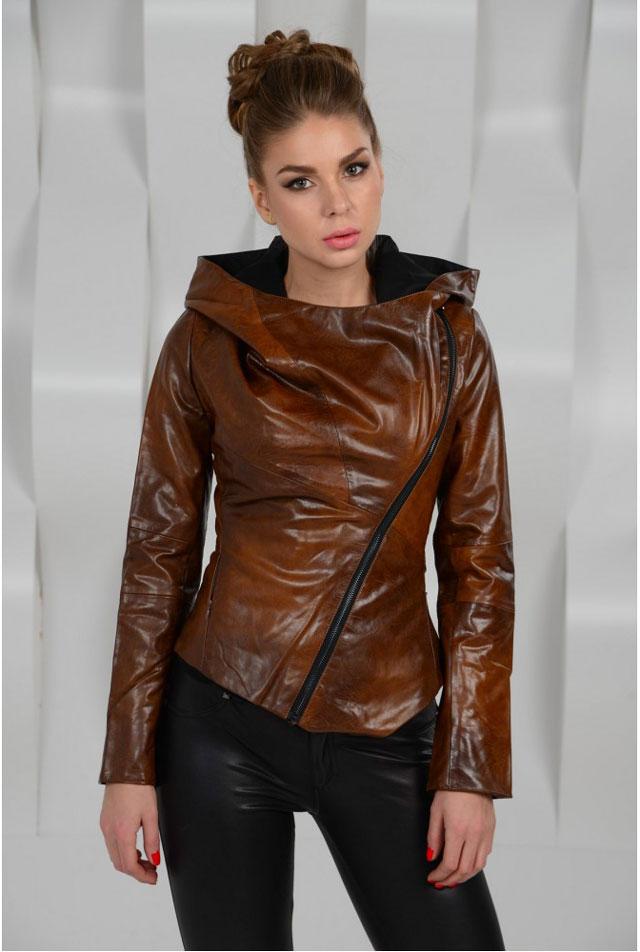 эко кожа на куртке