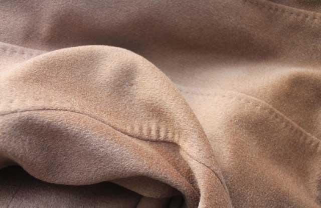 пальто из вирджинской шерсти
