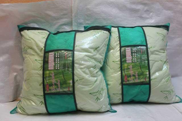 бамбуковое наполнение подушек