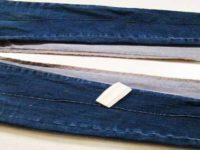 как заузить джинсы снизу в домашних условиях