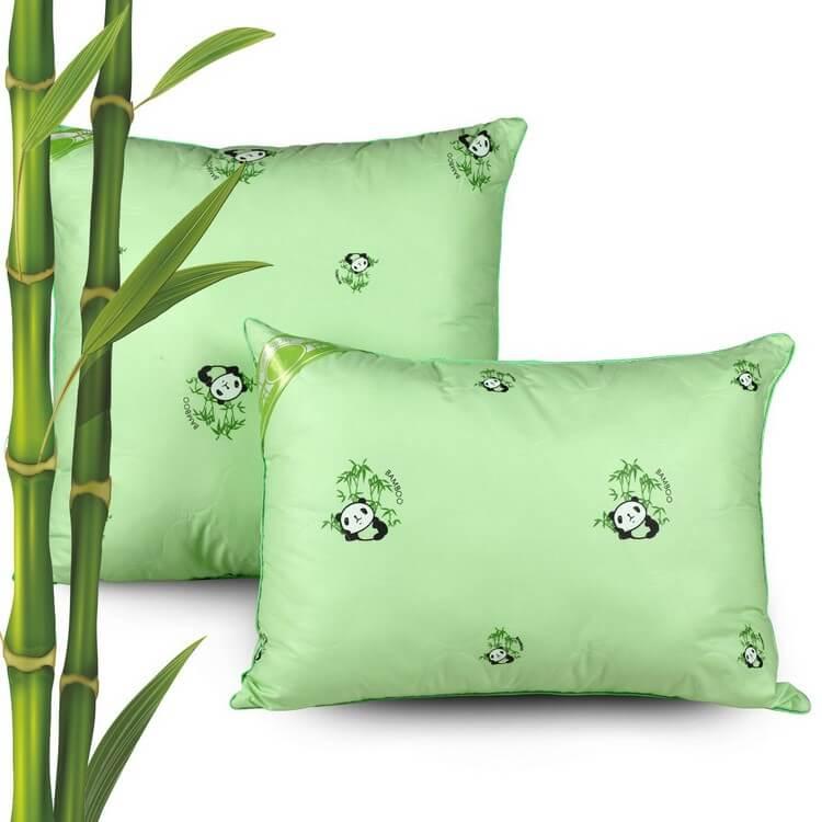 Подушки из бамбука: мода или польза для сна