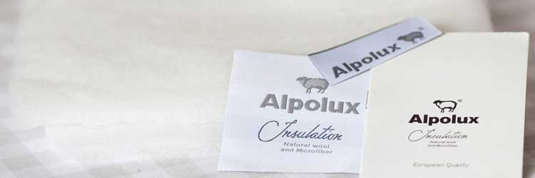 Утеплитель альполюкс — экологичный и безопасный
