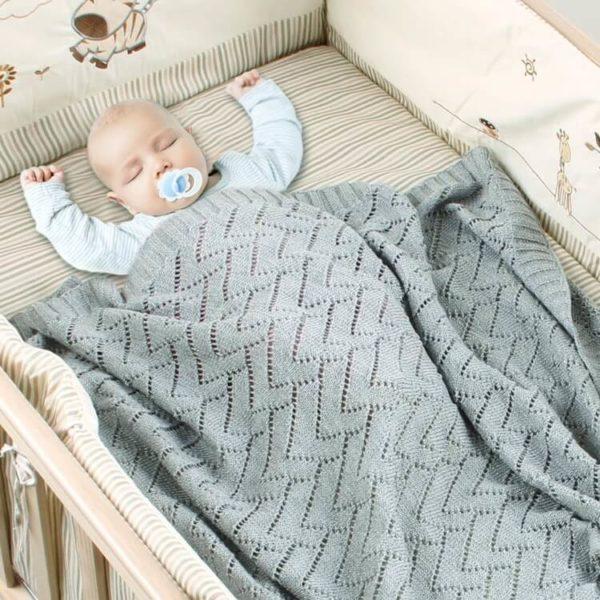 легкое летнее одеяло